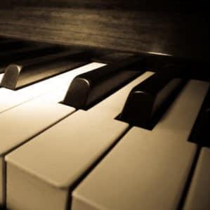 Charity Band Piano