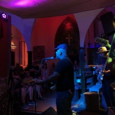 beautiful music venue in nky